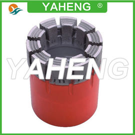 चीन High Penetration Rate Diamond Core Drill Bit For Stone , BQ NQ HQ PQ Size आपूर्तिकर्ता