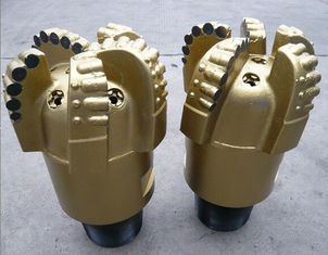 चीन Coal Mine Heavy Duty PDC Bit For Well Drilling  / Diamond Core Drilling Long Life Drilling आपूर्तिकर्ता